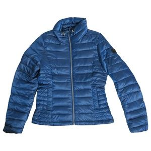 ABERCROMBIE & FITCH Women's Quilted Puffer Jacket
